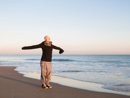 Exercise is a vital component of cancer treatment!